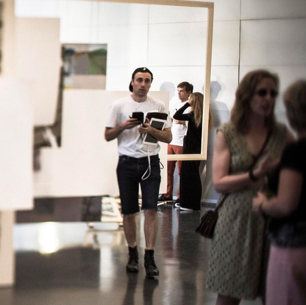 Miltos Manetas_Newimpressionism in Milan, 1, 11, 111_istituto Svizzero Milano